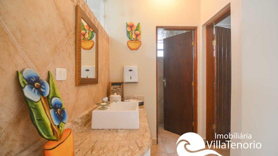 Casa alto padrão para vender na Praia do Tenório em Ubatuba
