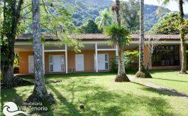 Casa a venda em Ubatuba -Projeto de Franz Heep - frente para o mar_CasaPrincipal