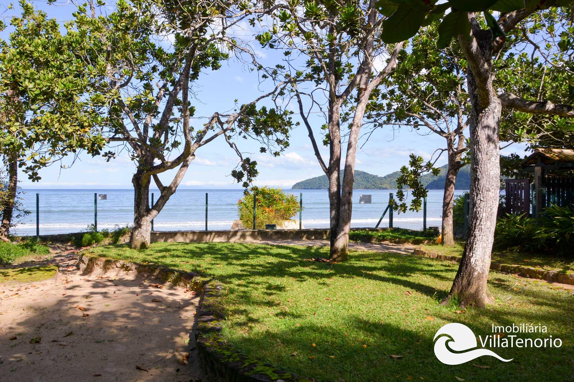 Casa a venda em Ubatuba -Projeto de Franz Heep - frente para o mar_CasaPrincipal_frente_beach