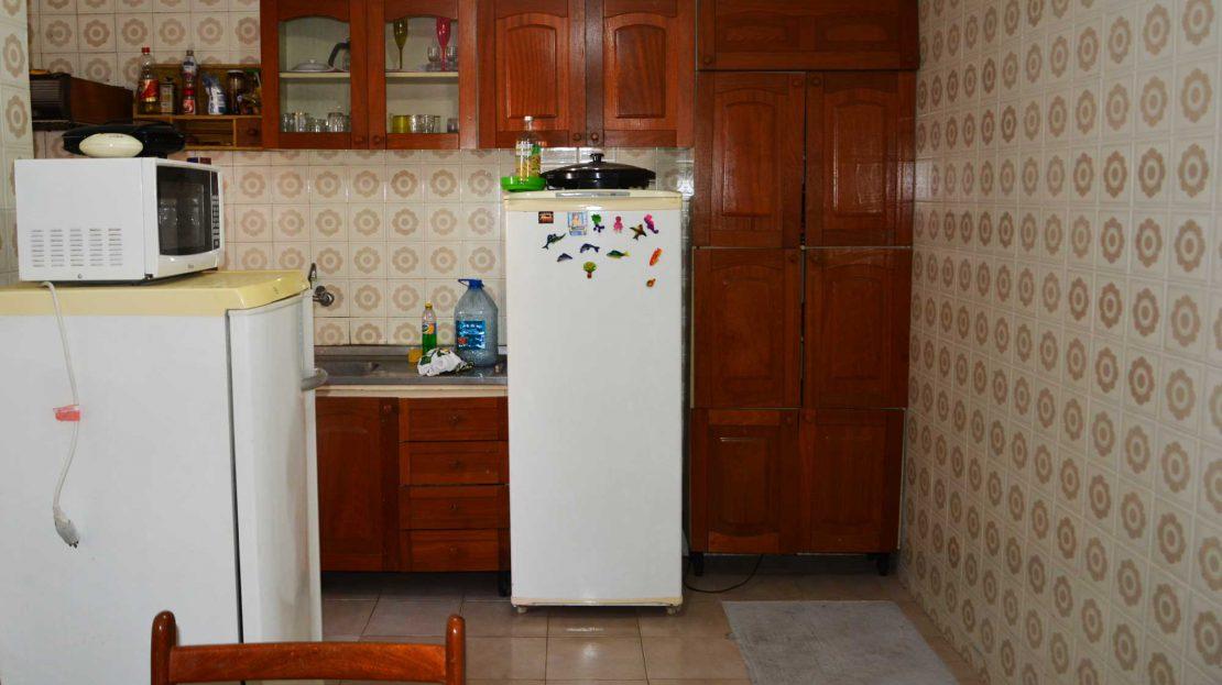 Apartamento no centro de Ubatuba para vender - Foto da Cozinha