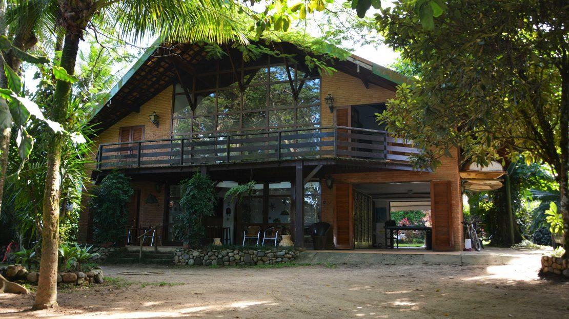 Linda Casa para Vender na Praia da Enseada, Ubatuba, SP