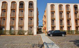 Apartamento no centro de Ubatuba para vender - Foto da Fachada