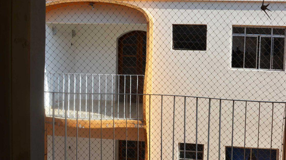 Apartamento no centro de Ubatuba para vender - Foto da Janela - seguranca