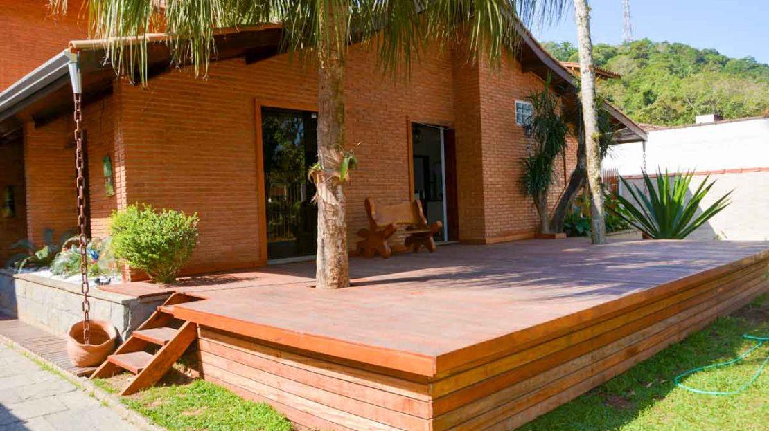 Casa Venda Praia do Tenorio, Ubatuba, SP - Frente
