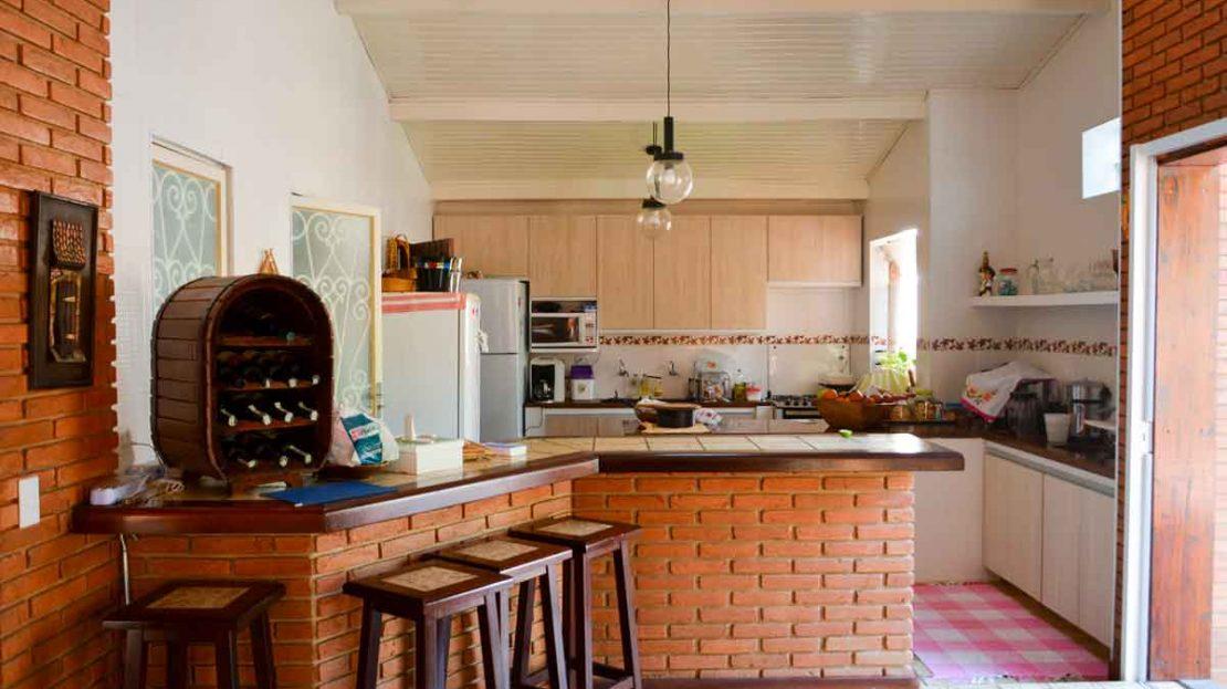 Casa Venda Praia do Tenorio, Ubatuba, SP - Cozinha