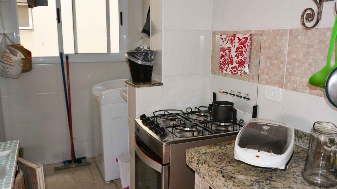 Apartamento 2 quartos para vender Praia das Toninhas, Ubatuba, SP