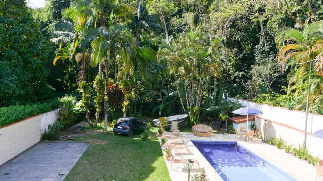 Casa Venda Praia do Tenorio, Ubatuba, SP - Quintal