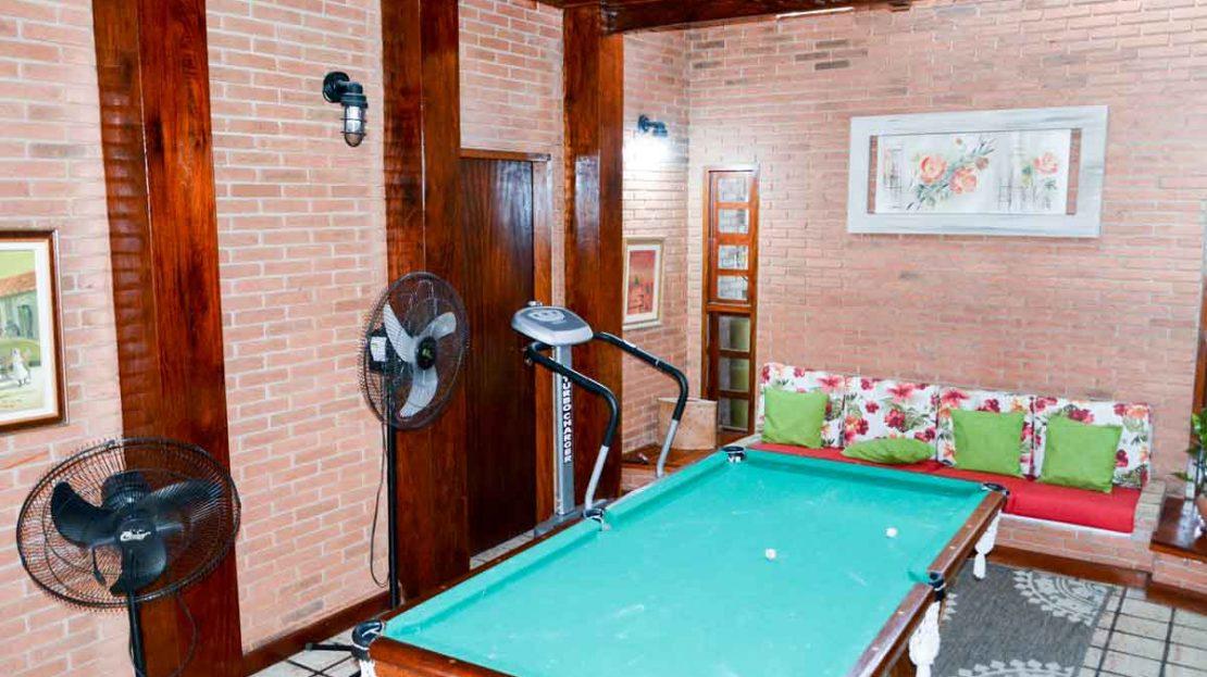 Casa Venda Praia do Tenorio, Ubatuba, SP - sala_jogos
