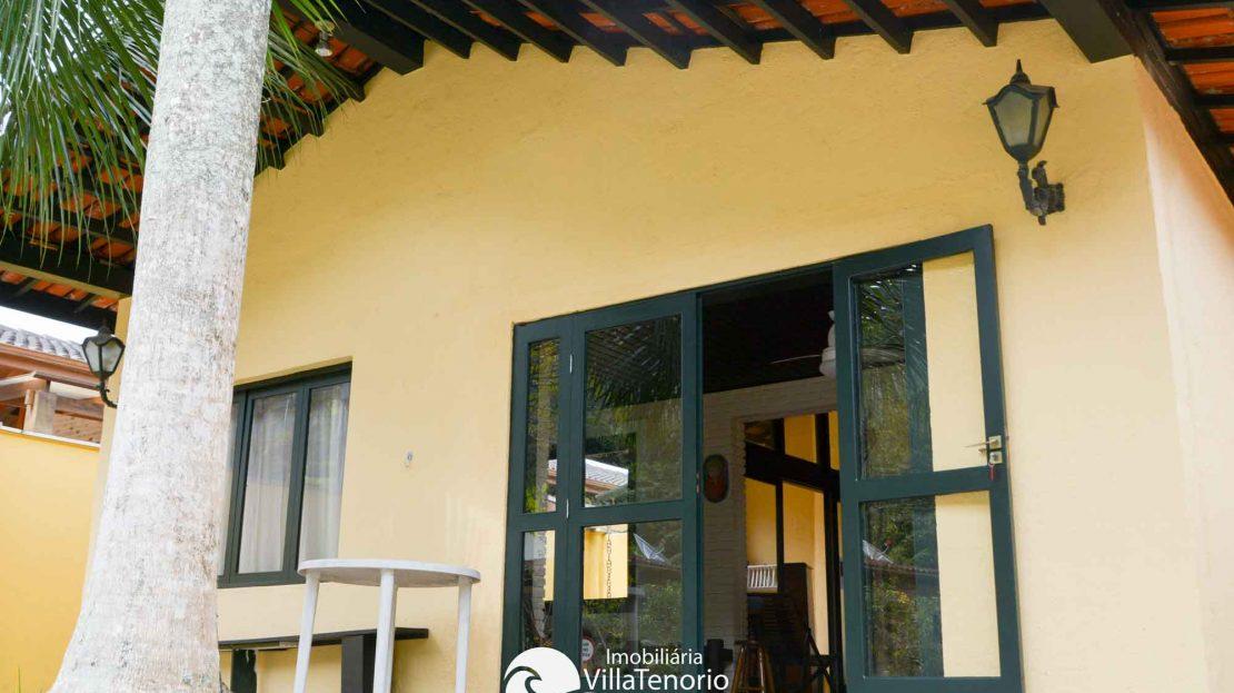 Fachada Casa Venda no Condominio Pedra Verde Ubatuba