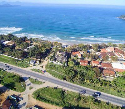 apartamento para vender praia toninhas, Ubatuba - Vista da Praia
