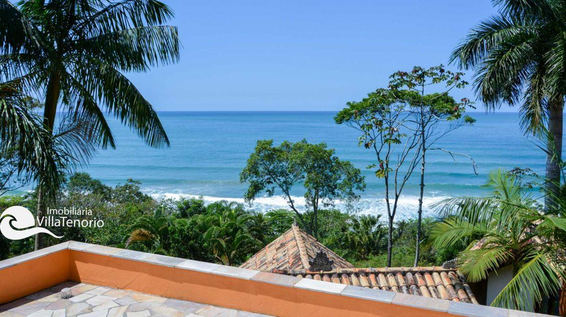 Pousada Venda Ubatuba - construção balinesa