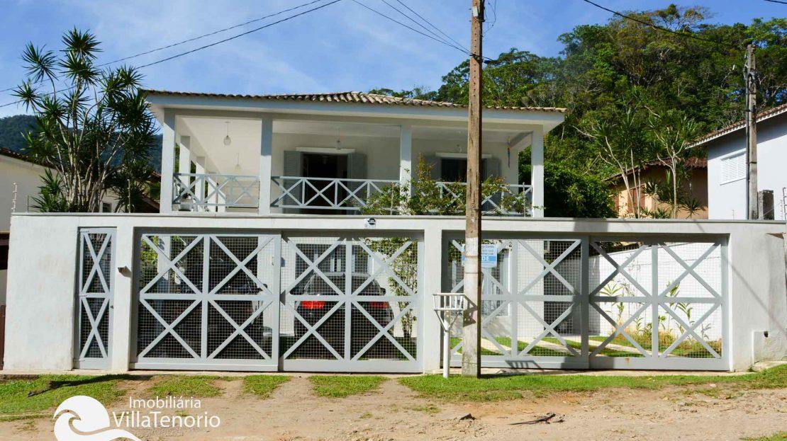 Casa praia do Lazaro e Sununga para vender em Ubatuba, SP