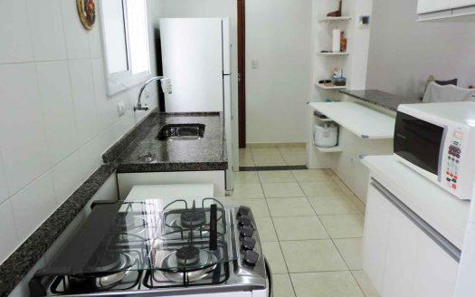 apartamento mobiliado no itagua em ubatuba para vender