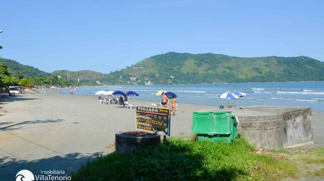 Lote para vender na Praia da Enseada em Ubatuba