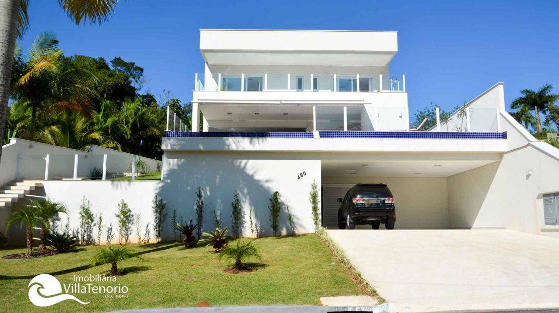 casa alto padrao para vender na praia de santa rita ubatuba
