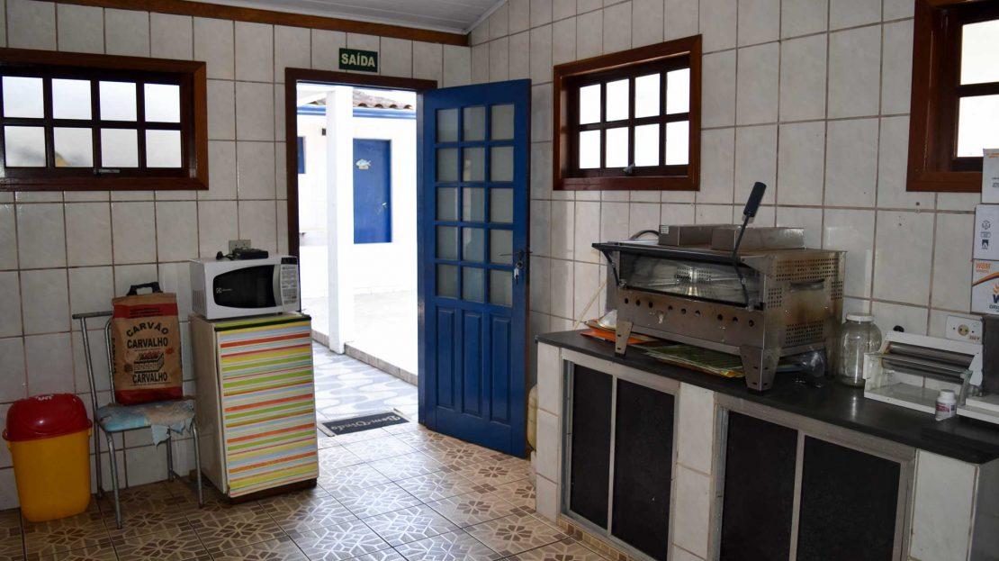 Pousada para Vender em Ubatuba - Praia Perequê Açu Area - cozinha
