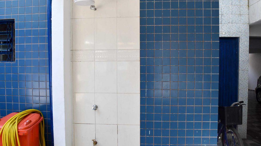 Pousada para Vender em Ubatuba - Praia Perequê Açu Area - ducha