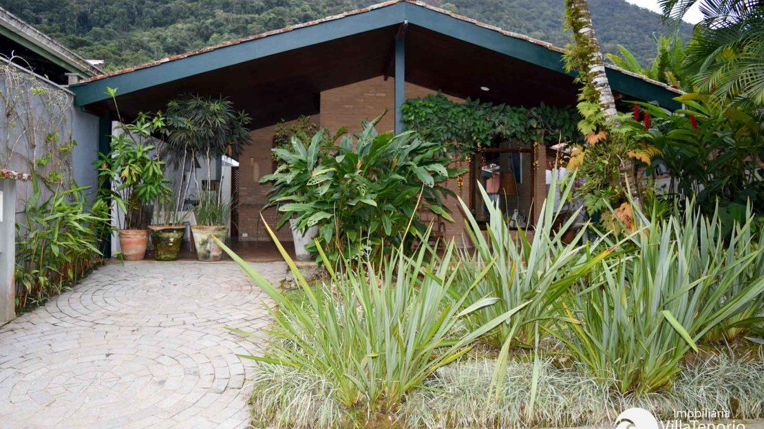 Casa para Vender, Praia do Lázaro, Ubatuba, SP_fachada