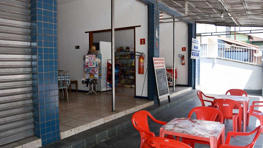 Pousada para Vender em Ubatuba - Praia Perequê Açu Area - fachada_Restaurante_Mercearia
