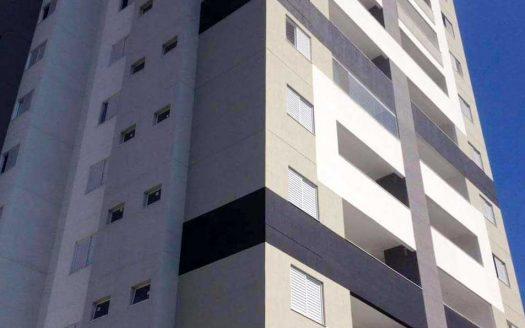 A-fachada apartamento em taubate para permuta em ubatuba