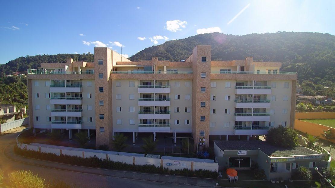 apartamento em Ubatuba para vender - Fachada