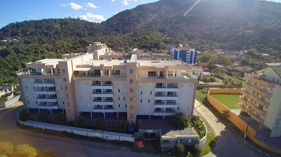 apartamento em Ubatuba para vender - Fachada_Praia das Toninhas
