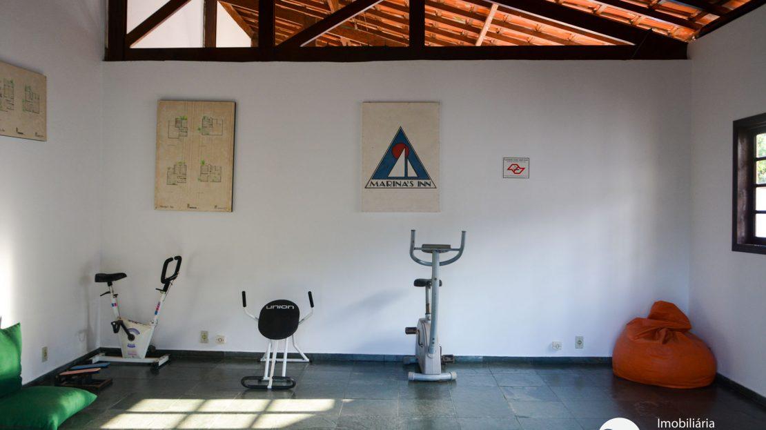 Sala de Ginastica- Apartamento em Ubatuba para vender