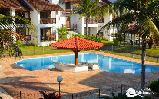Piscina - Apartamento em Ubatuba para vender