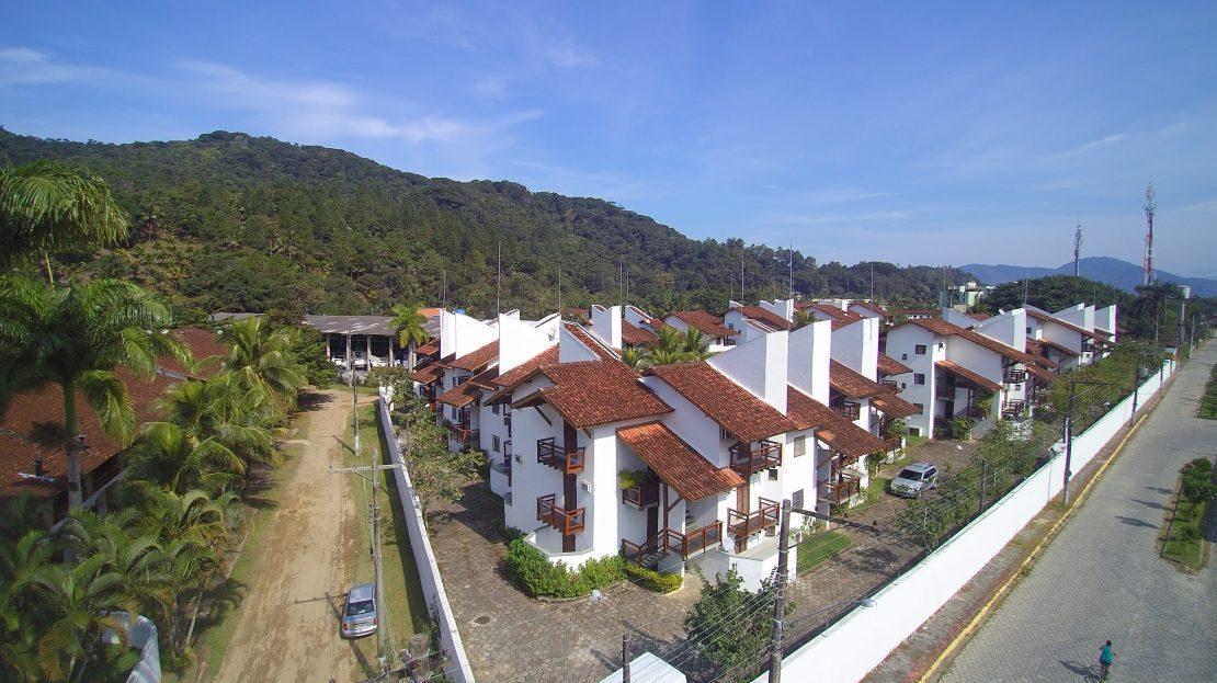 Apartamento Ubatuba Vender - Saco da Ribeira - localizacao