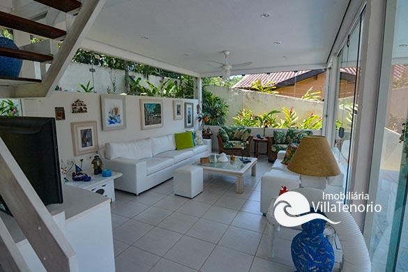 Casa Condominio Fechado Ubatuba_living2