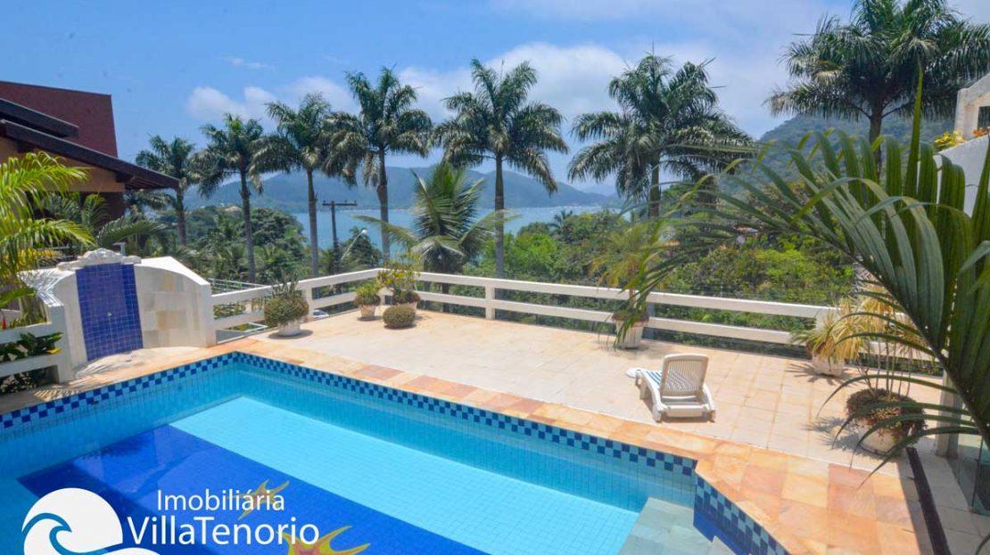 Casa-Ubatuba-Praia-SantaRita-venda-piscina