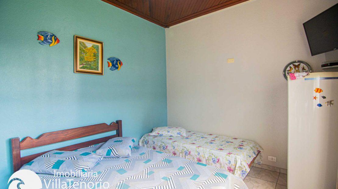 Casa-para-vender-itagua-ubatuba-quarto