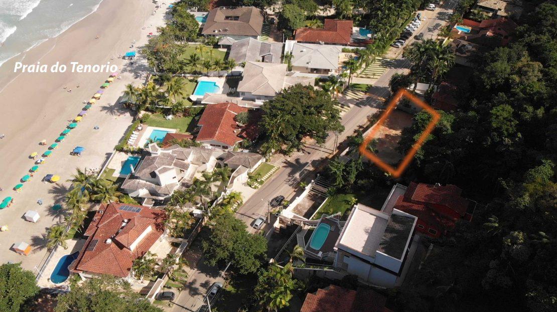Terreno para vender na praia do Tenorio em Ubatuba_2