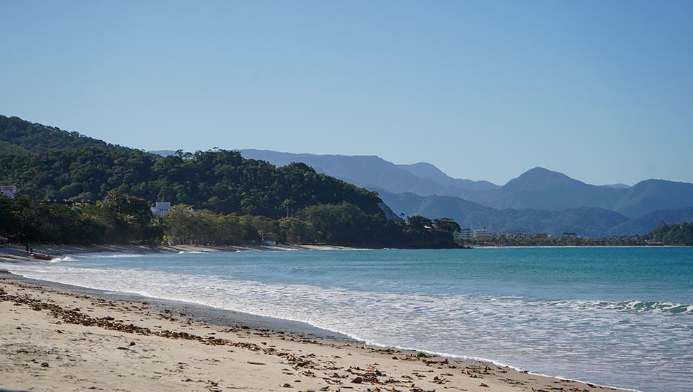 Praia das Toninhas Ubatuba