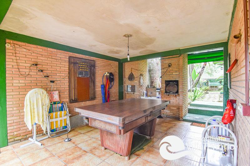 Casa em condomínio fechado para vender na Praia do Lazaro em Ubatuba-SP
