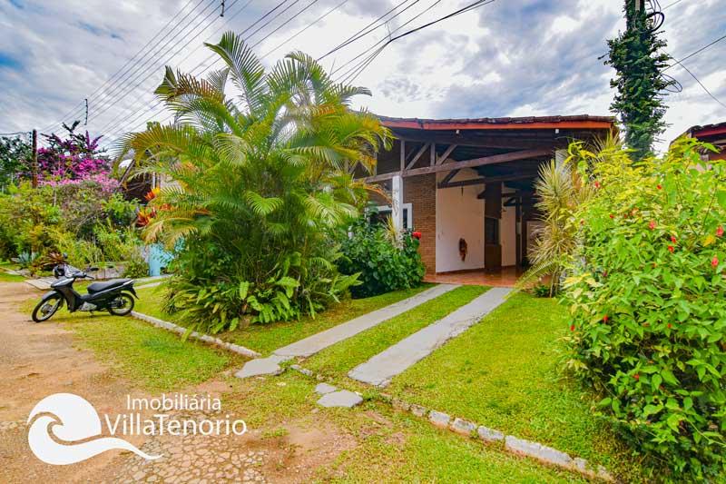 Casa para vender em condomínio fechado da Praia Dura em Ubatuba-SP