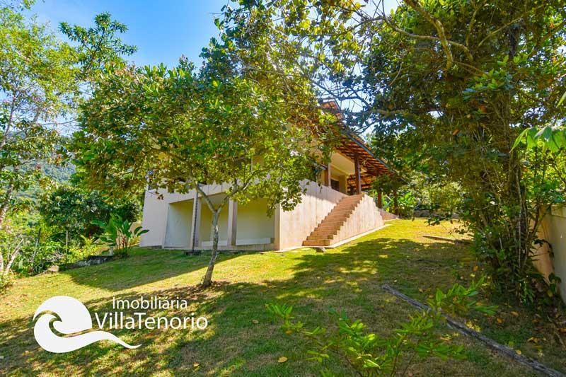 Casa em condomínio fechado, para vender na Praia do Prumirim em Ubatuba-SP