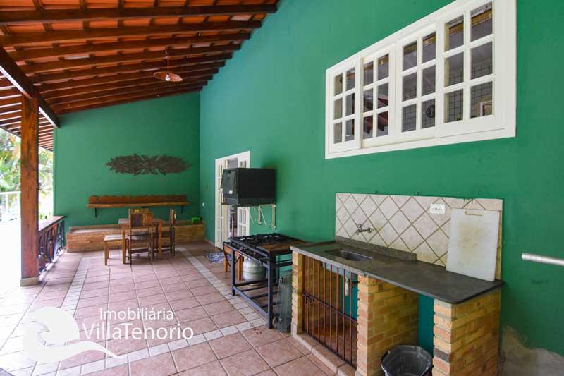 Casa para vender na Praia das Toninhas em Ubatuba-SP