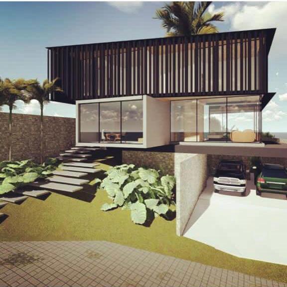 terreno para vender na Praia Vermelha do centro em Ubatuba-SP