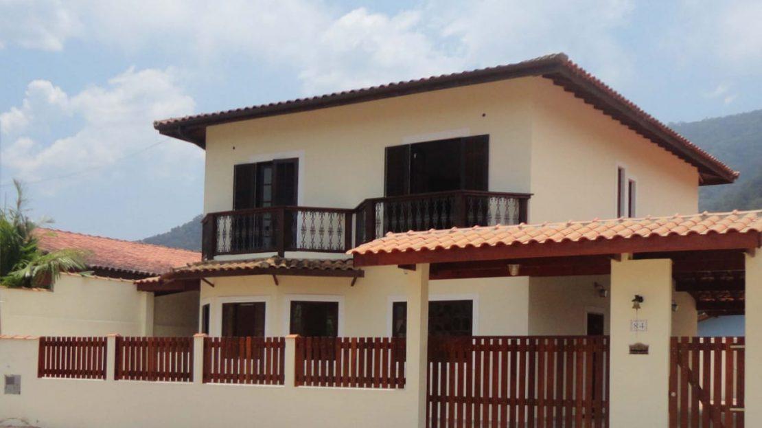Casa para vender na Ressaca em Ubatuba-SP