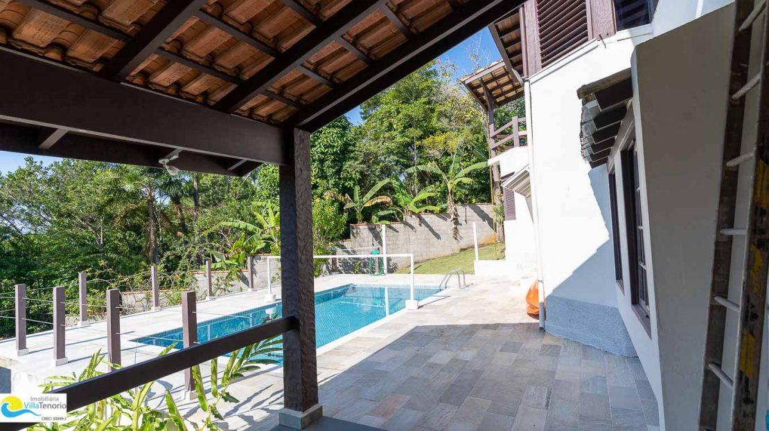 Casa Ponta Grossa Ubatuba Venda Pier-piscina