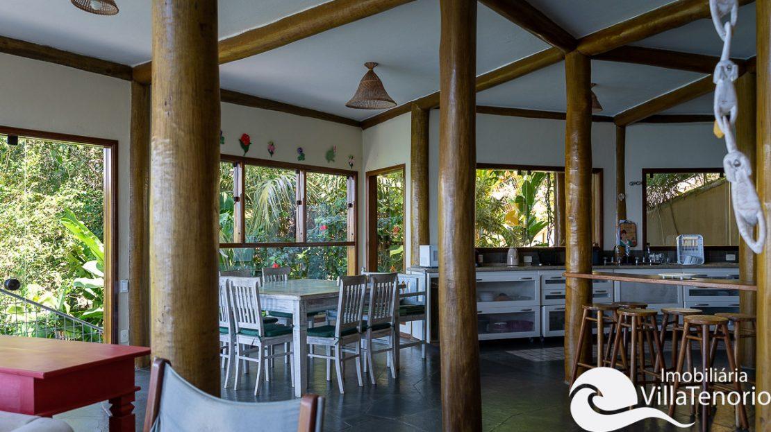 Casa Ponta das Toninhas Ubatuba Venda-11