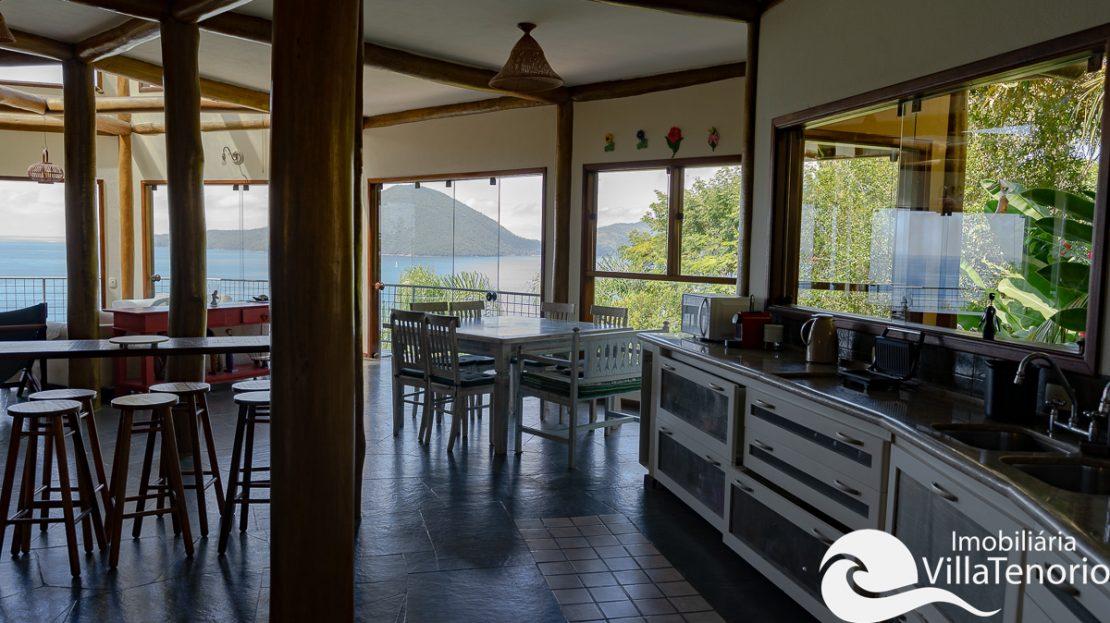 Casa Ponta das Toninhas Ubatuba Venda-3