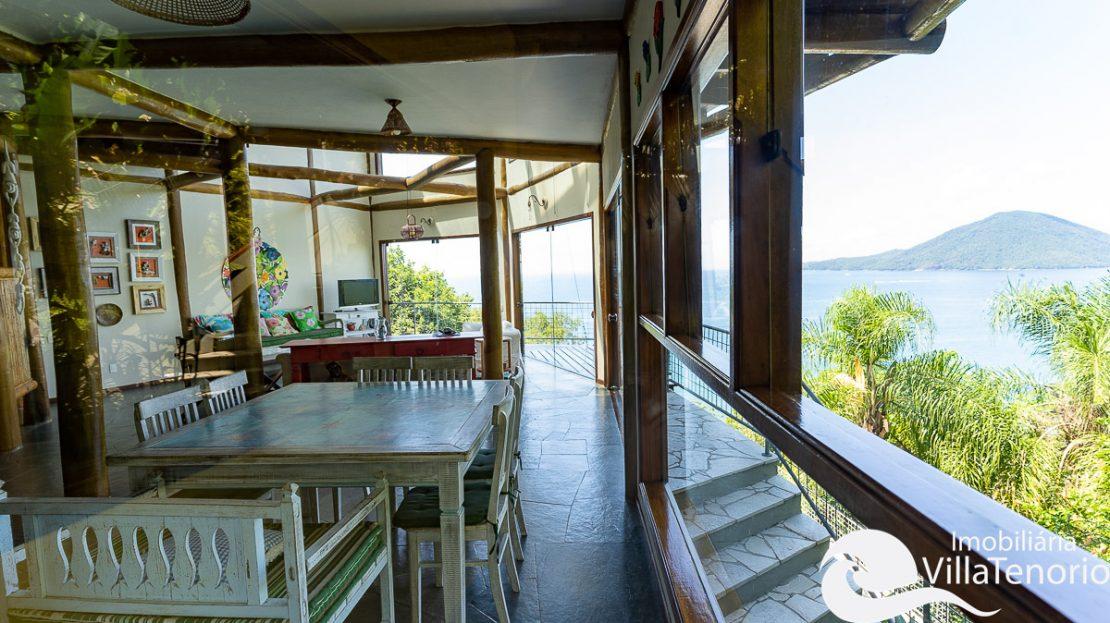 Casa Ponta das Toninhas Ubatuba Venda-61