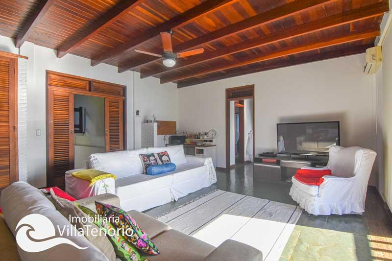 Casa alto padrão para vender na Praia do Itaguá em Ubatuba-SP