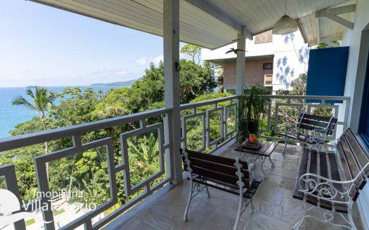 Casa condominio vista do mar Ubatuba Venda -8