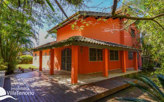 casa a venda Praia Itamambuca Ubatuba - Imobiliaria Villa Tenorio